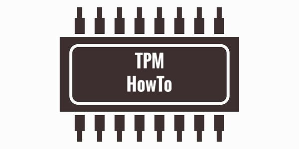 How To Use the TPM to Secure Your IoT/Device Data
